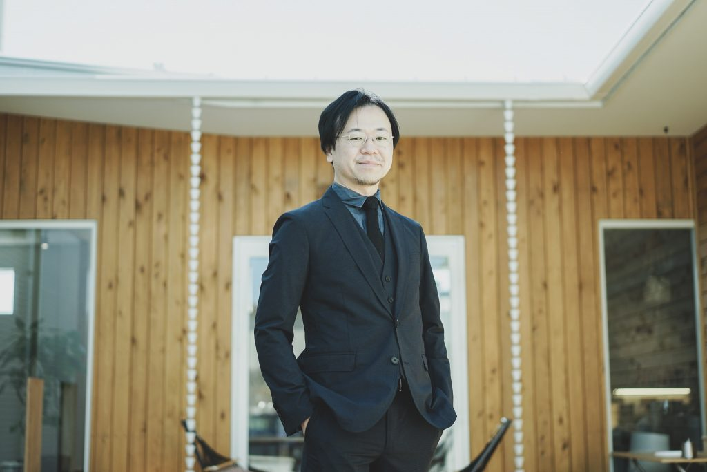 áretのレジデンス利用者第一号/つばめソリューション代表の石川慎太郎さん